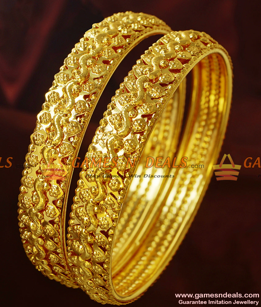 Grand Two Pieces Bangles Set