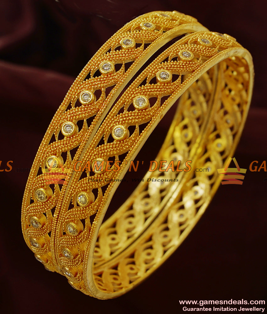 Latest Sparkling Wedding Bangles
