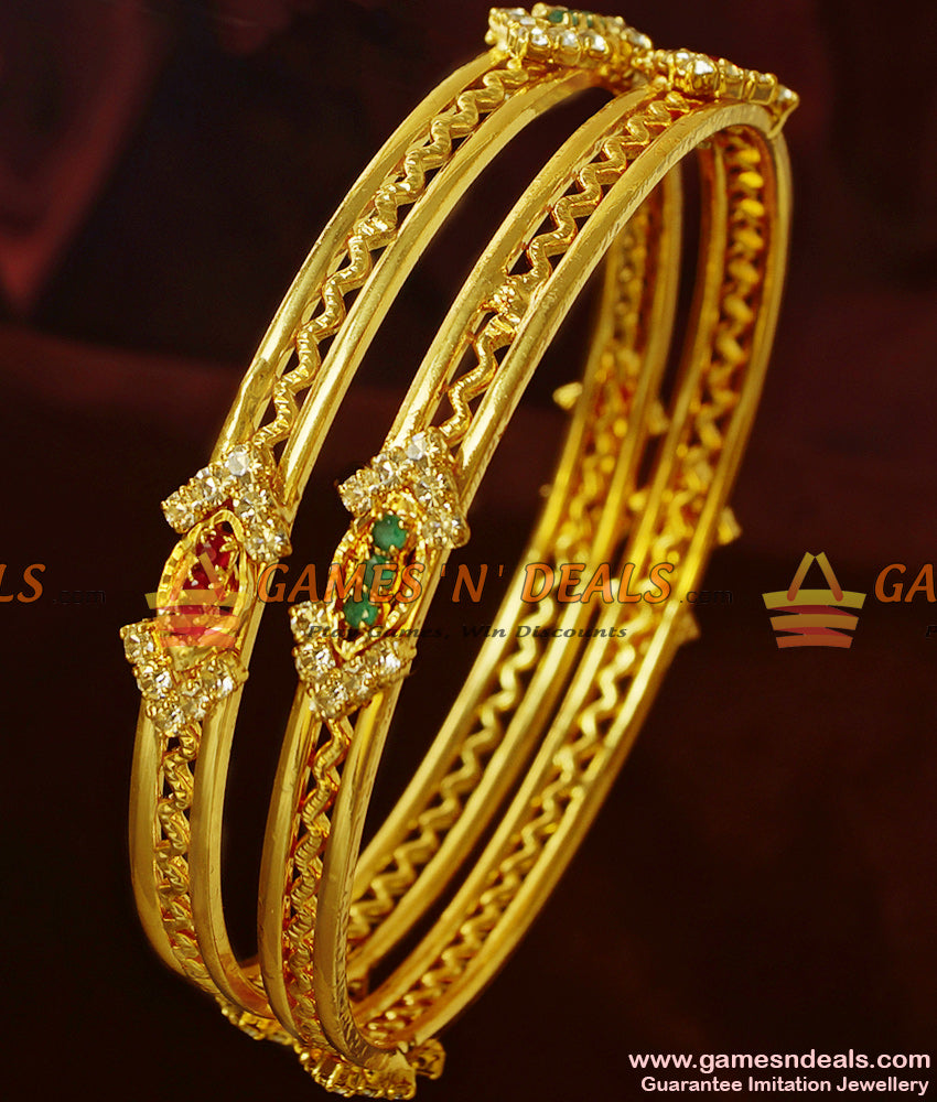 Guarantee AD Bangles for Women