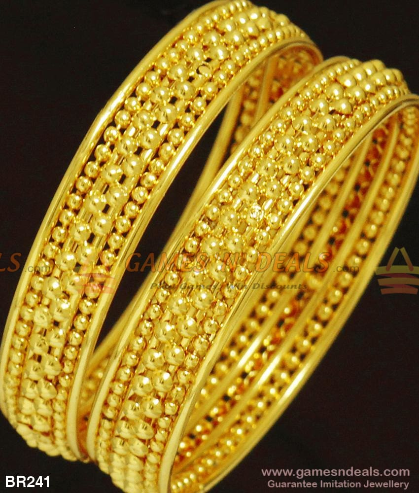 Light Weight Low Price Broad Kada Bangles For Bridal Marriage And Receptions 2.4 Bangle