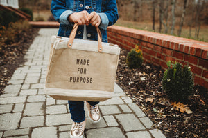 Made for Purpose Petite Market Bag