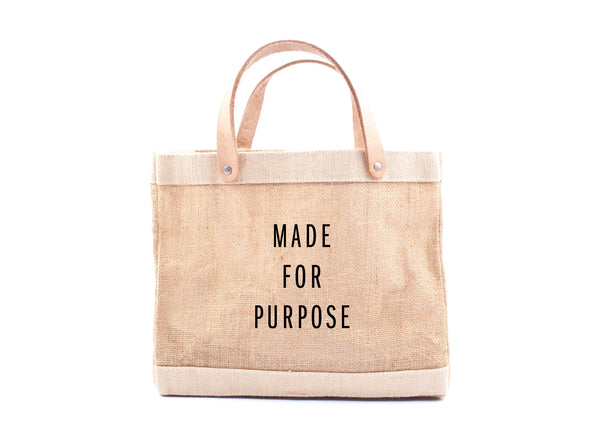 Made for Purpose Petit Market Bag by Apolis