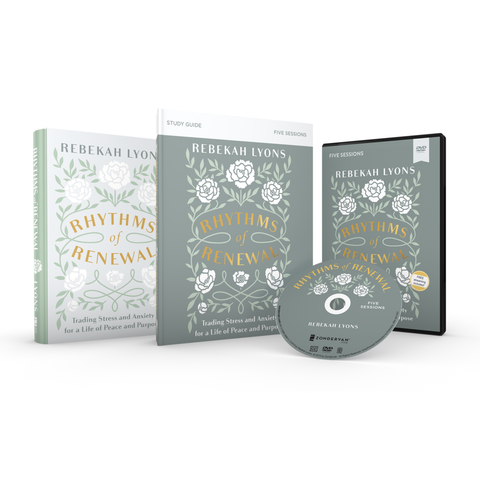 Rhythms of Renewal Small Group Bundle
