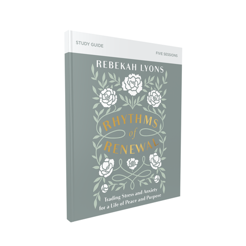 Rhythms of Renewal 5 Session Study Guide