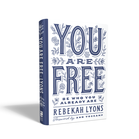Autographed Copy of You Are Free: Be Who You Already Are