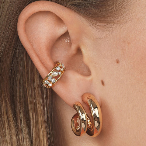 Eternal Love Ear Cuffs