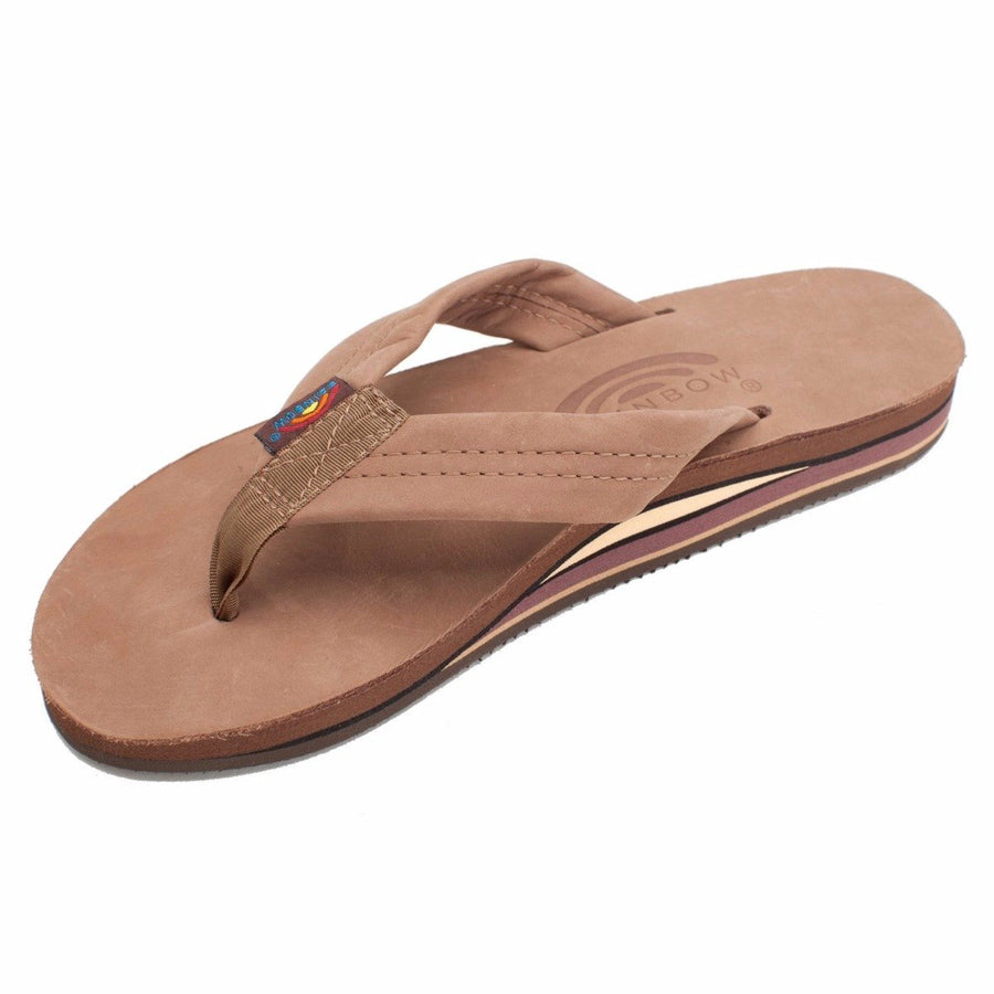 Rainbow Womens 302 Leather Sandals