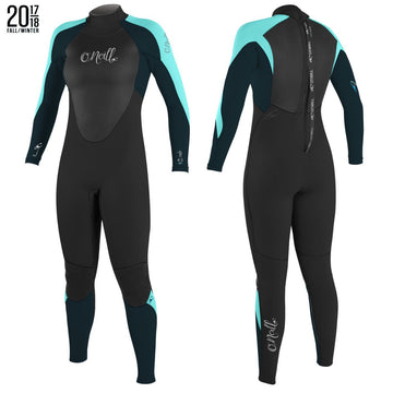 O'Neill Epic 4/3 Womens Wetsuit