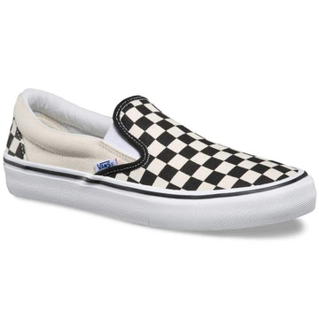 Vans Slip On Pro Checkerboard BLK-WHT APK