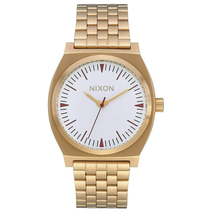 Nixon Time Teller 37MM GLD-RED