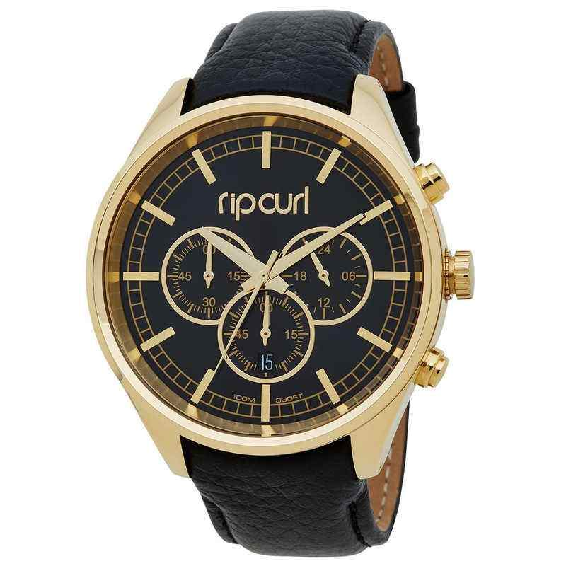 Rip Curl Bailey Chrono Leather GOLD