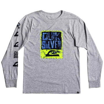 Quiksilver Boys Awaken The Vibe L/S Tee