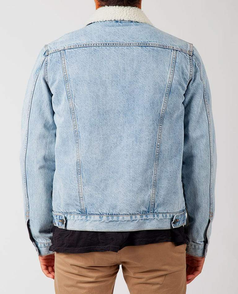 Augustus Washed Denim Jacket