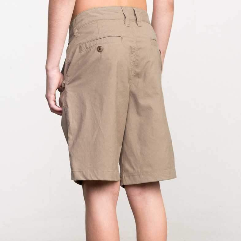 RVCA Boys Weekend Hybrid II Shorts