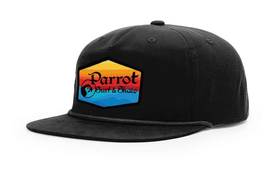 PSS 256 Dad Hat BLK