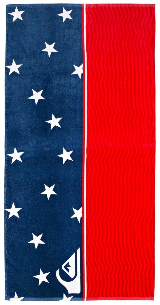 Quiksilver 4th Of July Towel