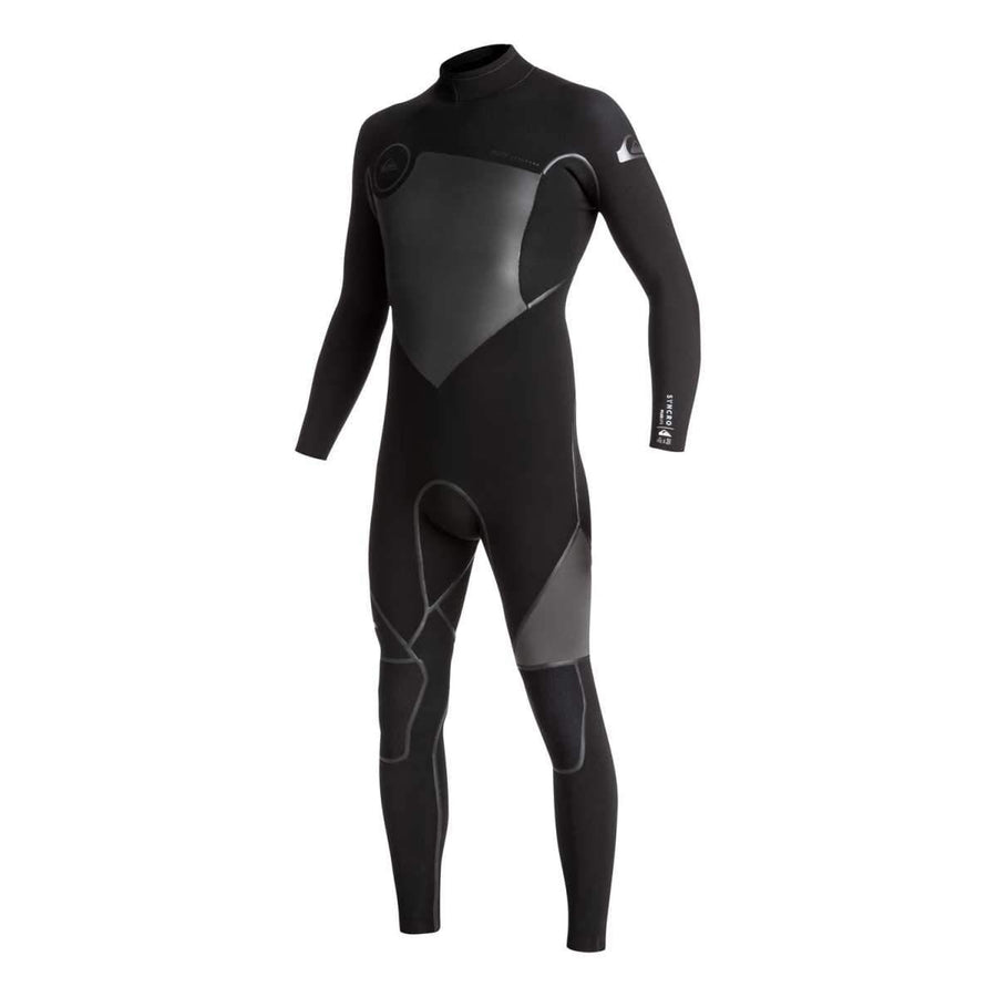 Quiksilver Syncro 4/3 LFS Back Zip Wetsuit - CLEARANCE