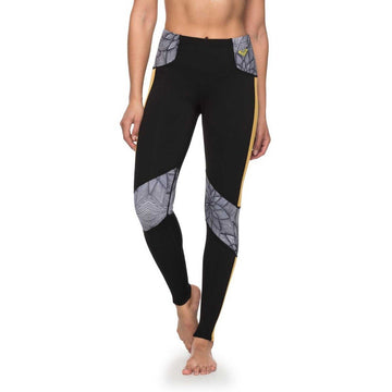 Rozy 1MM Scalop Pop Surf Leggings