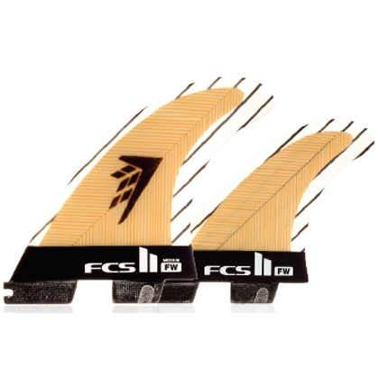 FCS Fins Firewire PC Carbon FCS2 5 Fin Set