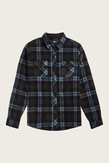 Glacier Plaid Flannel 20