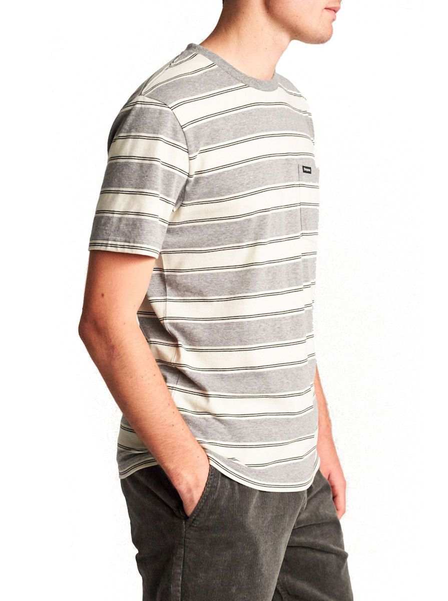 Brixton Hilt Pocket Knit Tee