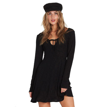 Billabong Walk On Sweater Dress