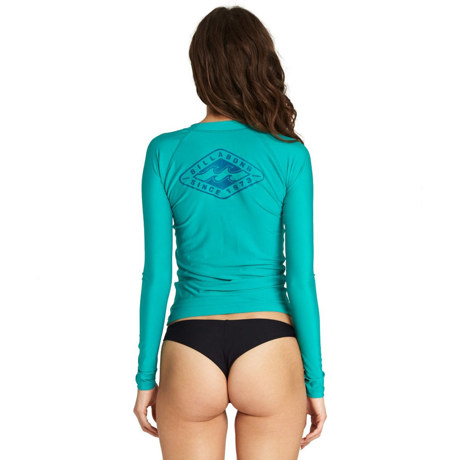 Billabong Womens Core PF L/S Rashguard