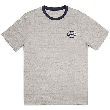 Brixon Mens Kansas Premium Tee HEATHER-STONE