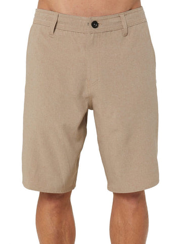 O'Neill Men's Reserve Heather Hybrid Shorts