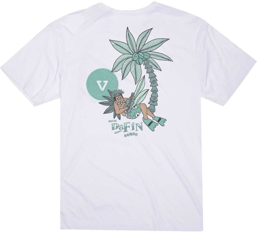 Vissla DaFiN Point Panic Aloha Everyday Tee