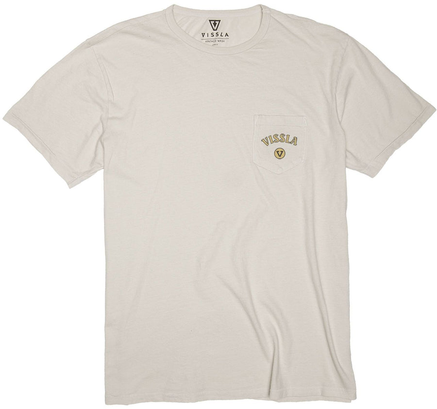 Vissla Stoney The Seagull Vintage Wash Pocket Tee