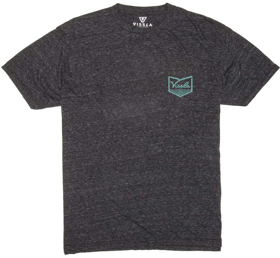 Vissla Defender Snow Heather Tee