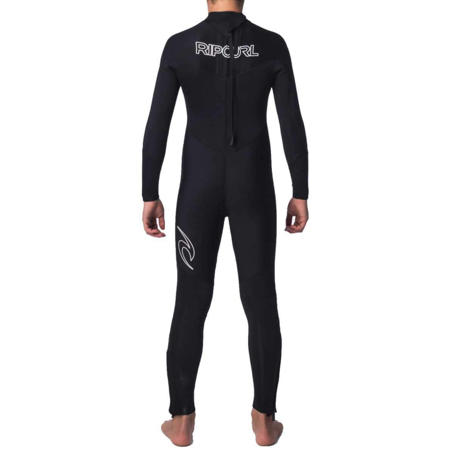 Rip Curl Boys Dawn Patrol 3/2 Back Zip - CLEARANCE