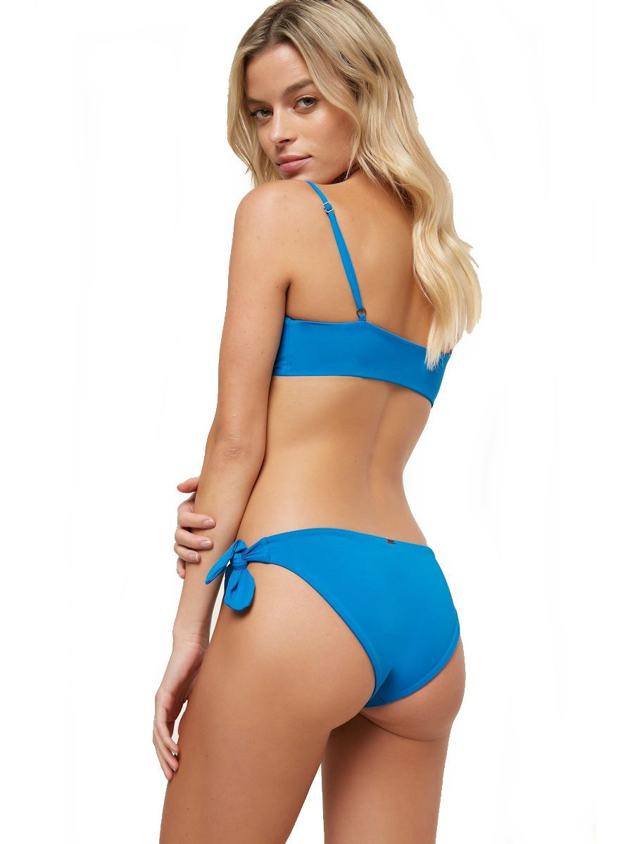 O'Neill Salt Water Solids Side Tie Bikini Bottoms