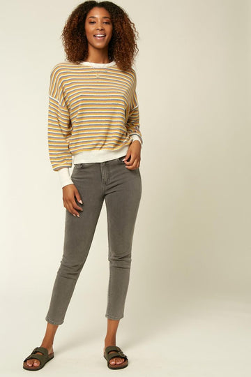 Sandy Stripe Sweater