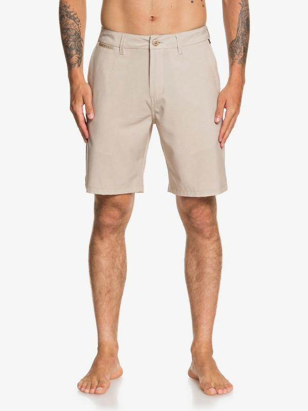Union Heather Amphibian Short