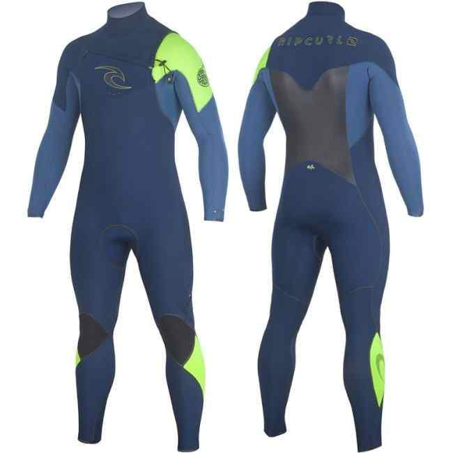 Rip Curl E Bomb 3/2 Chest Zip Men's Wetsuit