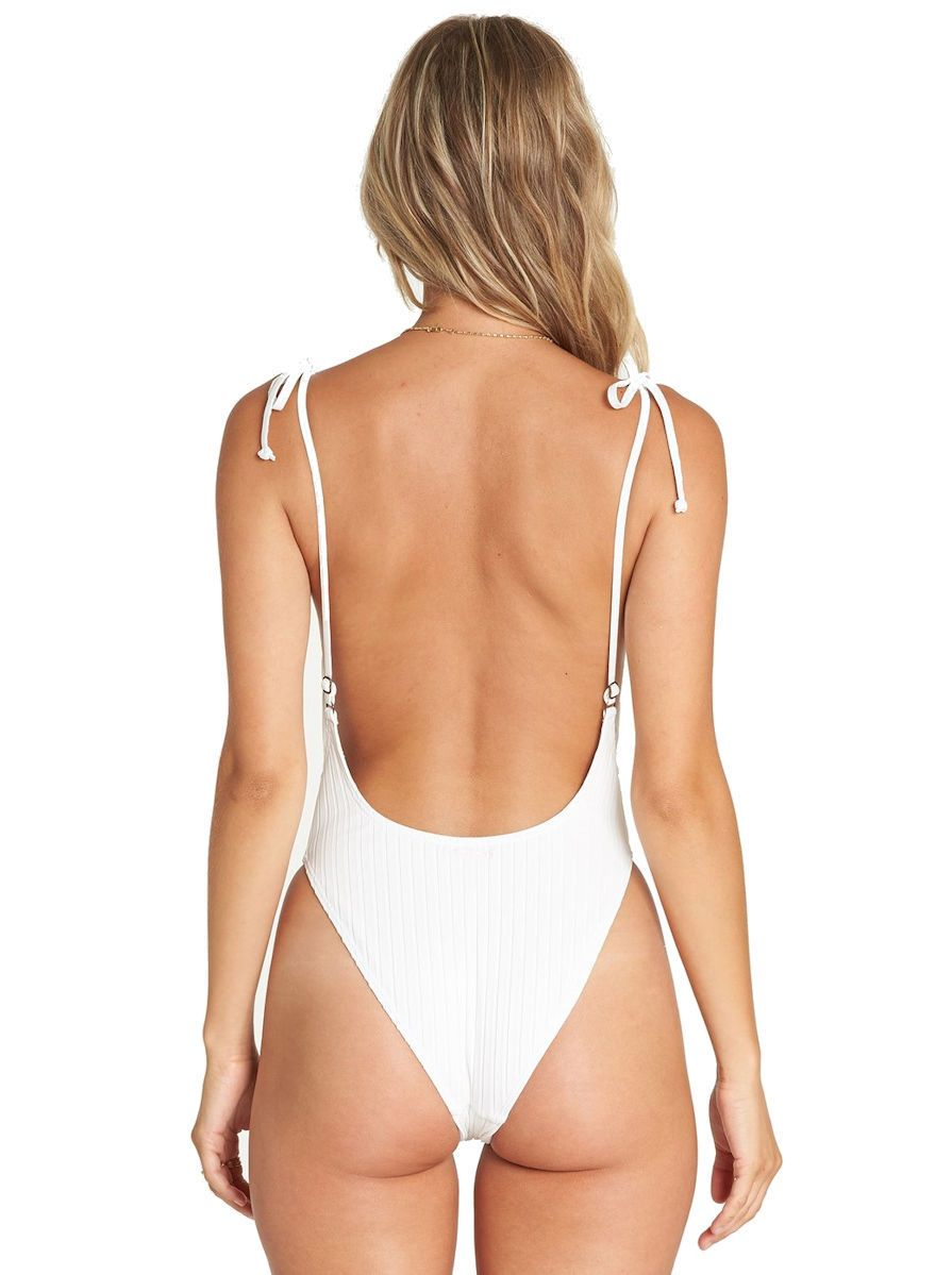 Billabong Sunny Rib One Piece Swim