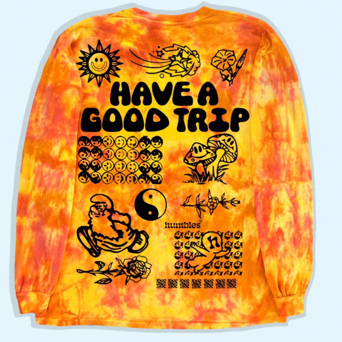 Have a Good Trip X Humbles™ Long Sleeve