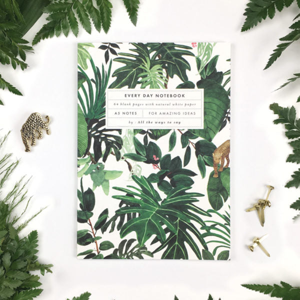 Notebook Jungle