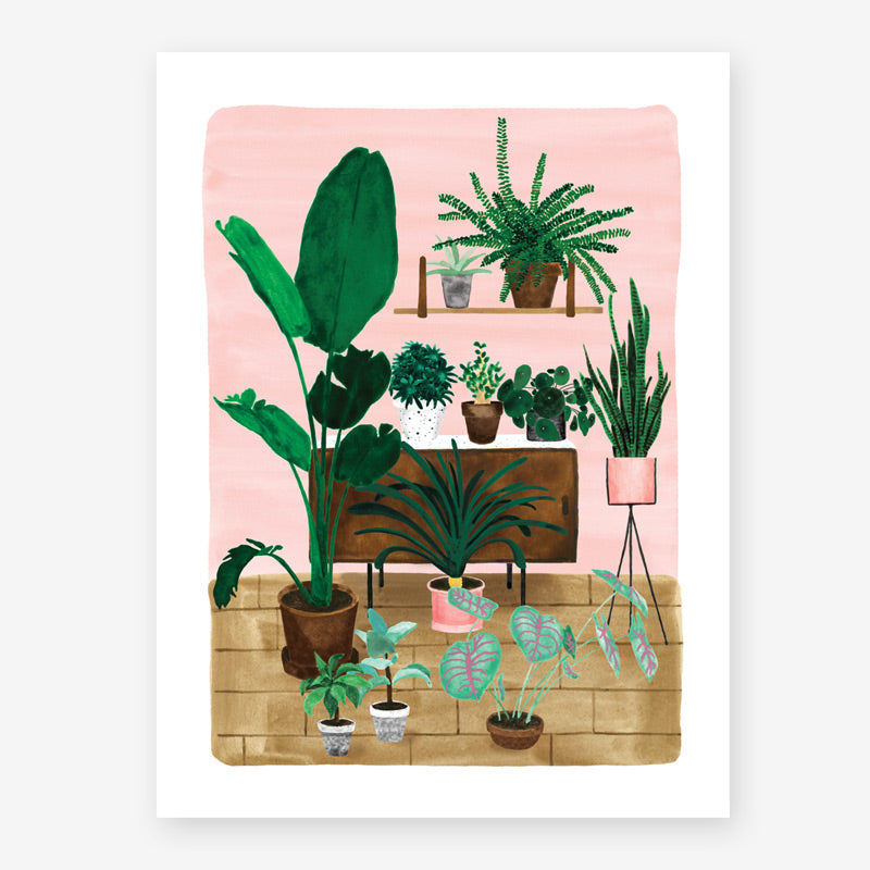 Affiche ATWTS - Living Room