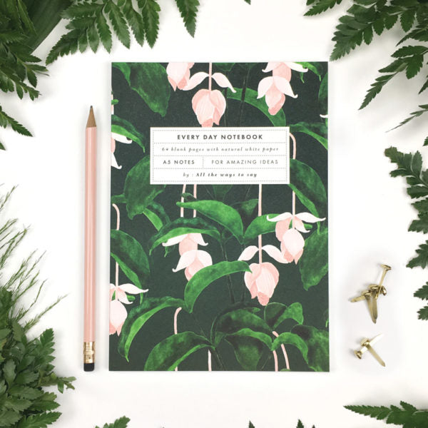 Notebook Medinilla