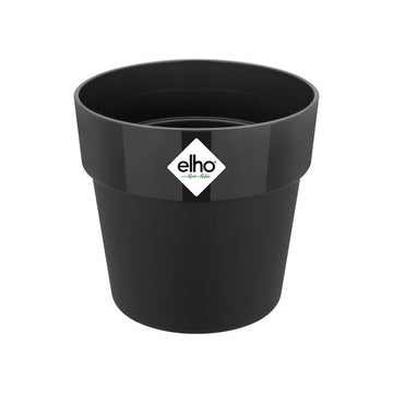Cache-pot Elho Original rond Living noir