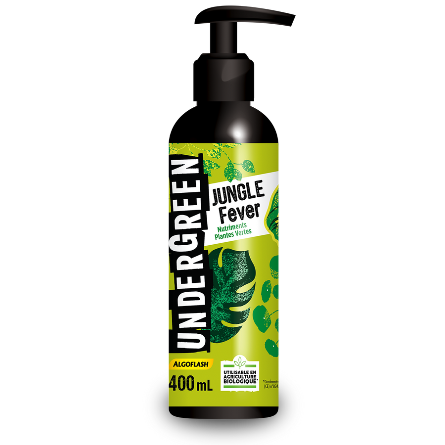 Nutriments plantes vertes Jungle Fever