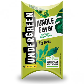 Jungle fever nutriments batonnets