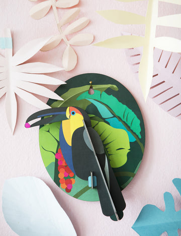 Toucan robuste - Studio ROOF