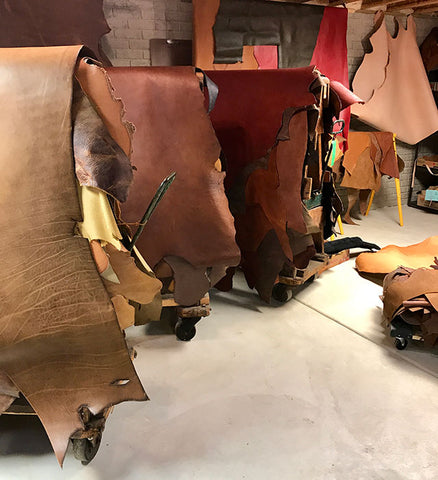 wolf river leather custom orders