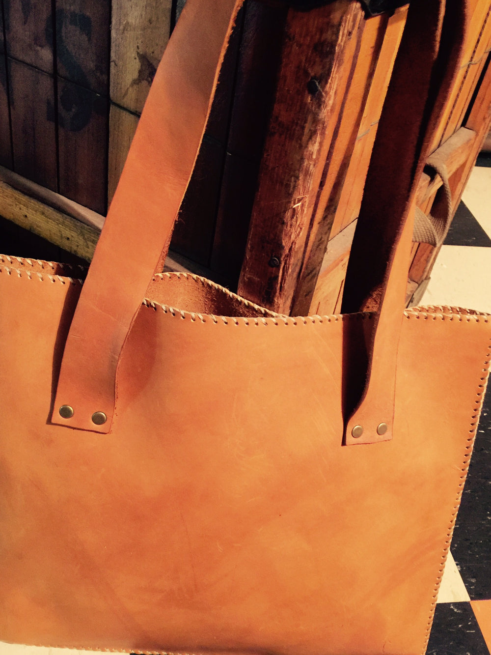 Vintage Everyday Tote Bag