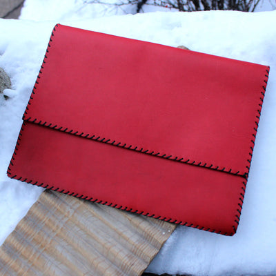 Red Tablet Sleeve