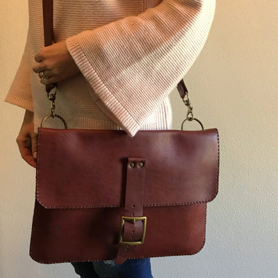 "15"" MacBook Pro Satchel"